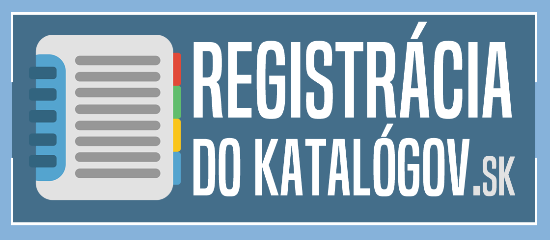 Registrácia do katalógov.sk
